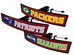 NFL Light Up Hitch Cover