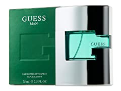 Guess Guess Man for Men 2.5 oz. EDT Spray