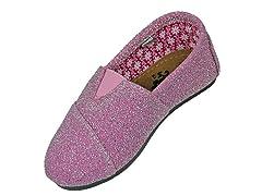 Soft Pink Kaymann Frost Loafers (5-10)