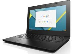 "Lenovo 100S 11.6"" Intel 16GB Chromebook"