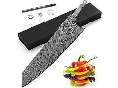 KATSURA Woodworking Project Kit Knife Blank