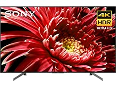Sony X850G Series LED 4K UHD HDR Smart TV