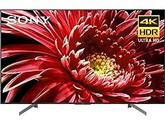 Sony X850G Series LED 4K UHD HDR Smart TV