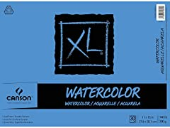 Canson XL Series Watercolor Paper Pad