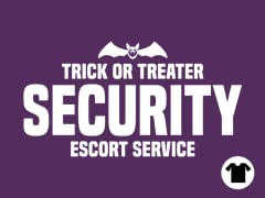 Trick or Treater Security