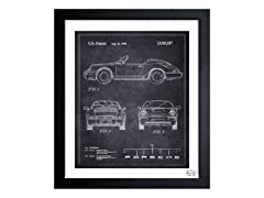 Porsche 911, 1990 (3 Sizes)