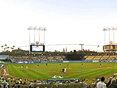 Dodger Stadium, LA Dodgers