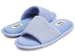 Womens Knit Slide Slipper