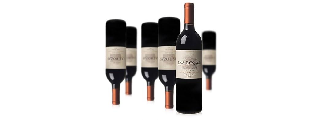 Las Rozas Chilean Cabernet Sauvignon (6)