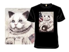 Meow out in Space