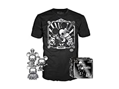 Mickey Mouse 3 Pack & Tee Collector Item