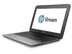 """HP Stream 11 Pro-G2 11.6"""" 64GB Notebook"""