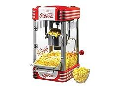 Nostalgia Coca-Cola Series Kettle Corn Maker