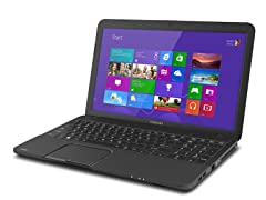 "Toshiba 15.6"" Dual-Core Laptop"