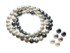 Mother of Pearl Bracelet & Earring Set
