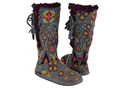 MUK LUKS® BOHO Boot-Ladies XL