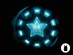 Star Powered Unisex Tank