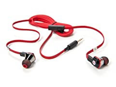 Noontec Hi-Fi In-Ear Headphones w/ SCCB