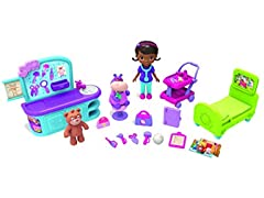 Just Play Disney Doc McStuffins Playset