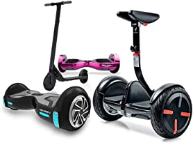 Segway and Hoverboards