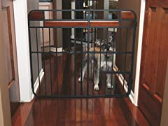 Tall Expandable Pet Gate - Extra Tall