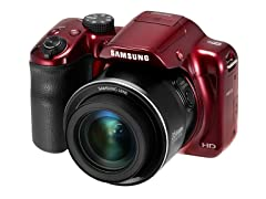 Samsung 16.2MP CCD Smart Wi-Fi & NFC Digital Camera