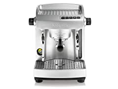 Full Stainless Steel Espresso Machine