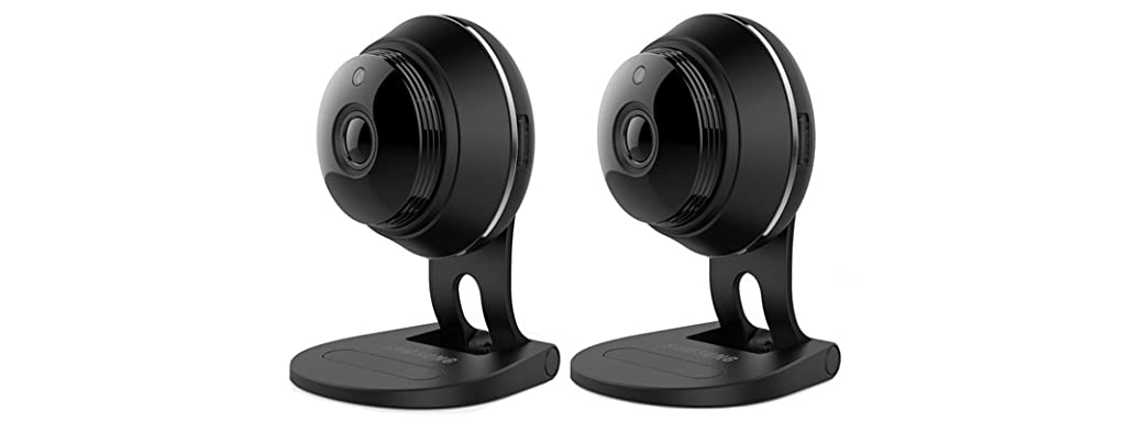 Samsung 1080p Wi-Fi Smartcam - 2 Pack