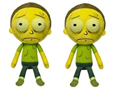 Funko Rick & Morty Plushie - Toxic Morty
