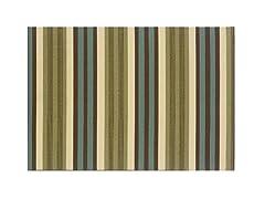 Monte Carlo Green Stripe Rug-7 Sizes