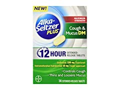 Alka Seltzer Plus Max Strength Cough…