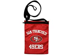San Francisco 49ers Pouch 2-Pack