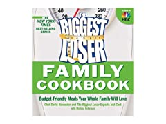 Biggest Loser: Family Cookbook