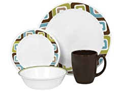 Corelle Squared 16-Piece Set