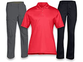 Under Armour Tactical Pants and Polos