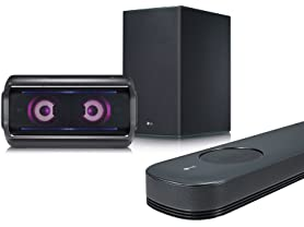 LG Audio & Blu-ray - Your Choice
