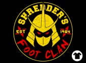 Shredder's Foot Clan