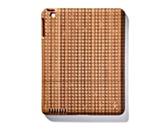 Bamboo Houndstooth Cover for iPad 2/3