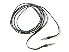 8-foot Flat Auxiliary Cable