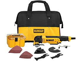 DeWALT Corded Oscillating Tool Kit