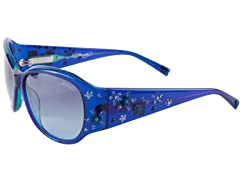Ed Hardy Sakura Flowers Sunglasses
