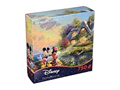 Thomas Kinkade Disney 750 Pieces