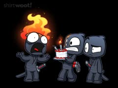 UnNinja: Birthday