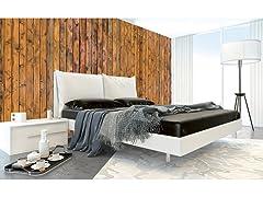 Wood Plank Wall Mural