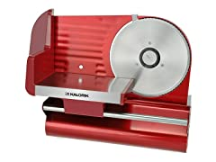 Meat Slicer - Red