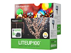 100 LED Solar String Lights, Your Choice