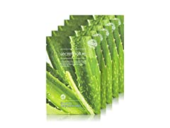 Aloe Facial Sheet Mask - 5 Pack
