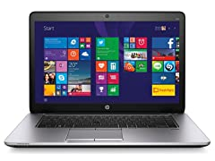 "HP EliteBook 850-G1 15.6"" 1TB i5 Notebook"