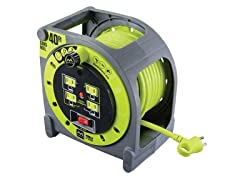 MasterPlug 40' Extension Cord Reel