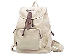 Epokris Women's Casual Canvas Backpack